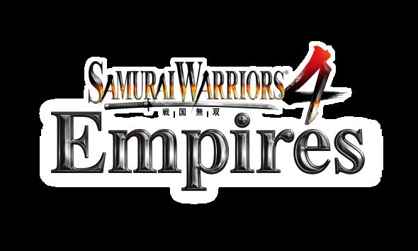 Samurai Warriors 4 Empires Logo
