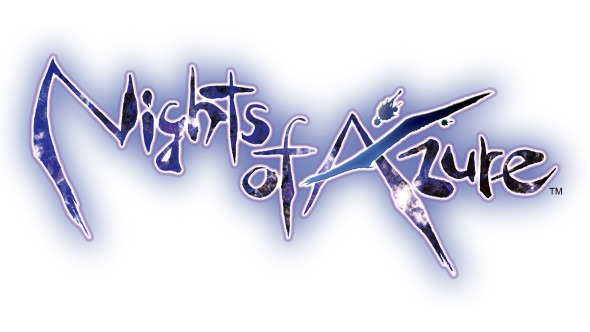 Nights of Azure: Weapons and Characters