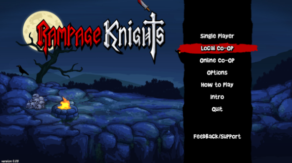 Rampage Knights LOGO
