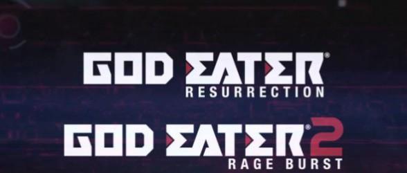 God Eater 2 Rage Burst DLC revealed