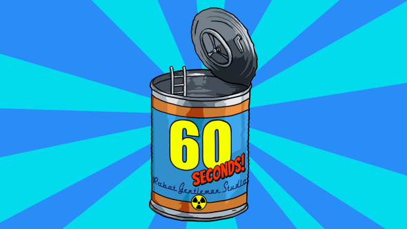 Big news for 60 seconds!