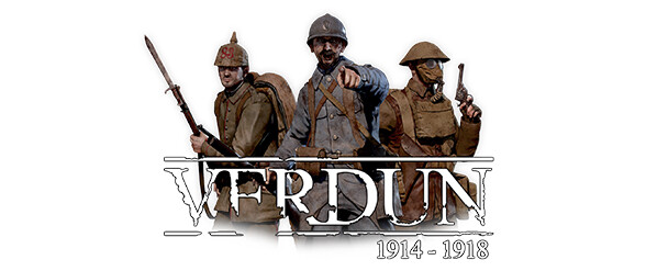 Trench warfare WW I FPS Verdun available on PS4