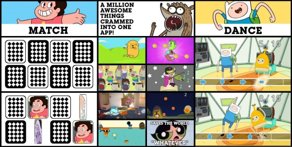 Watch Cartoon Network wherever you are and whenever you want with Cartoon Network Anything