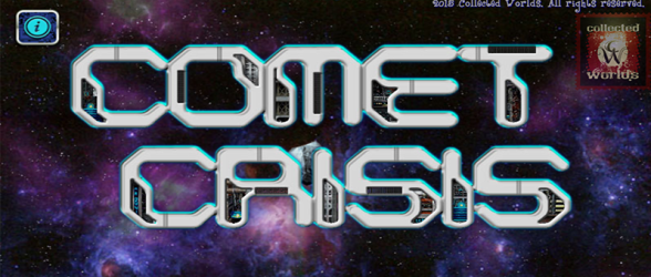 Save the planet in Comet Crisis Planetary Defense