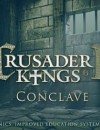 Crusader Kings II: Conclave released today