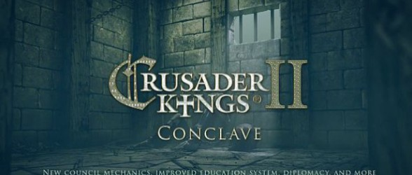 Crusader Kings II: Conclave gets a release date