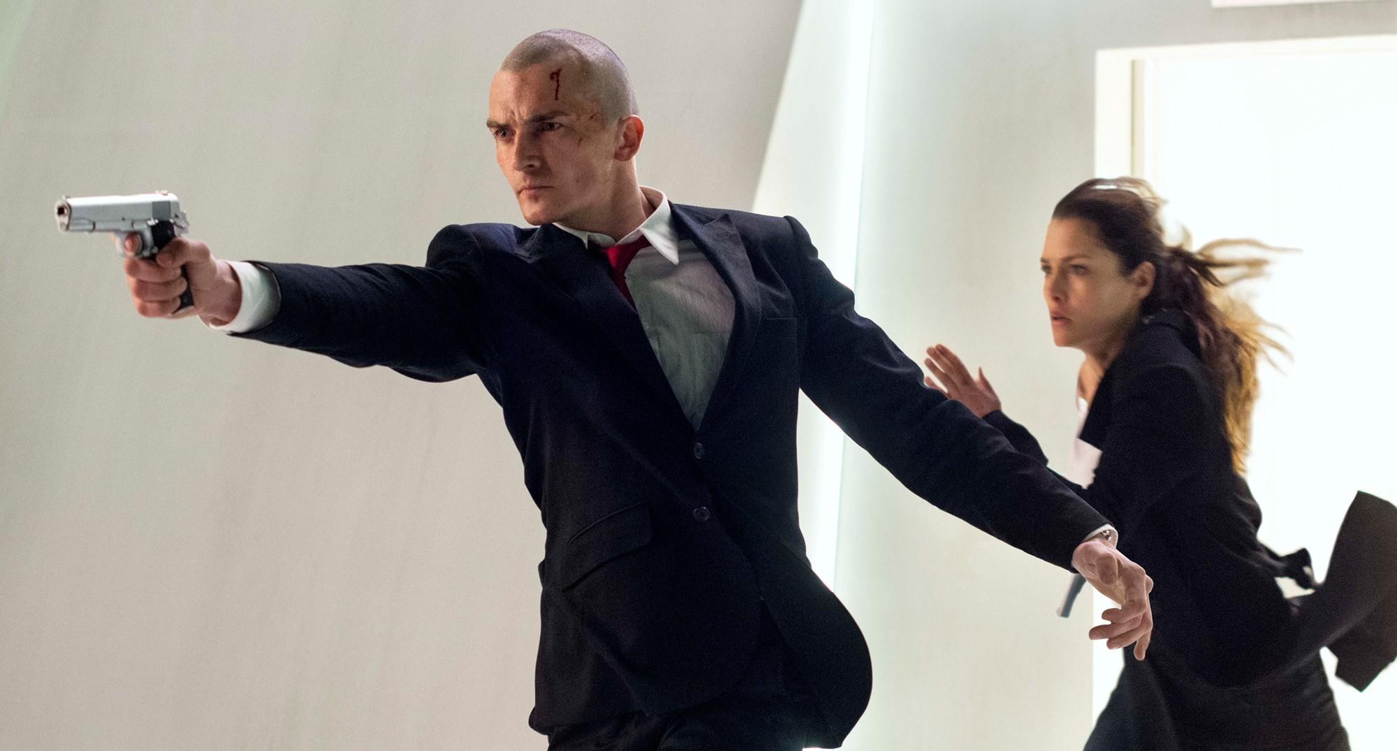 3rd Strike Com Hitman Agent 47 Dhd Movie Review