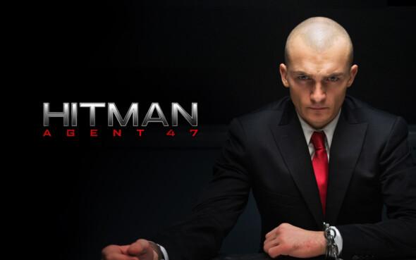 3rd Strike Com Contest Hitman Agent 47 1x Blu Ray 1x