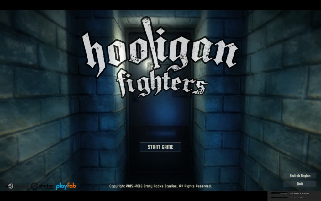 Hooligan Fighters 1
