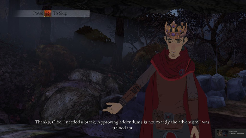 Kings Quest Chapter 2_3