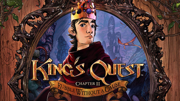 Kings Quest Chapter 2_title