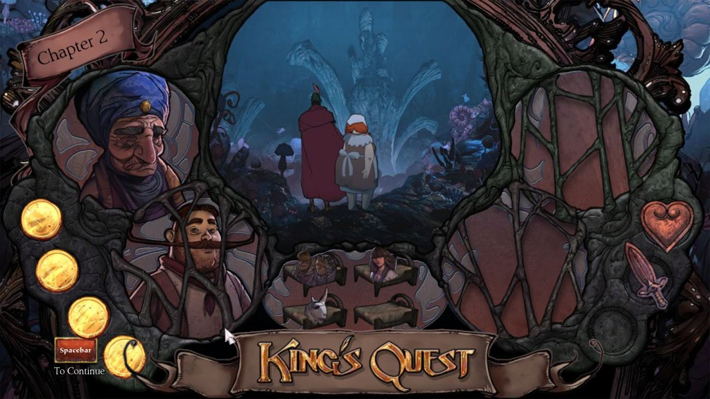 Kings Quest Rubble 1