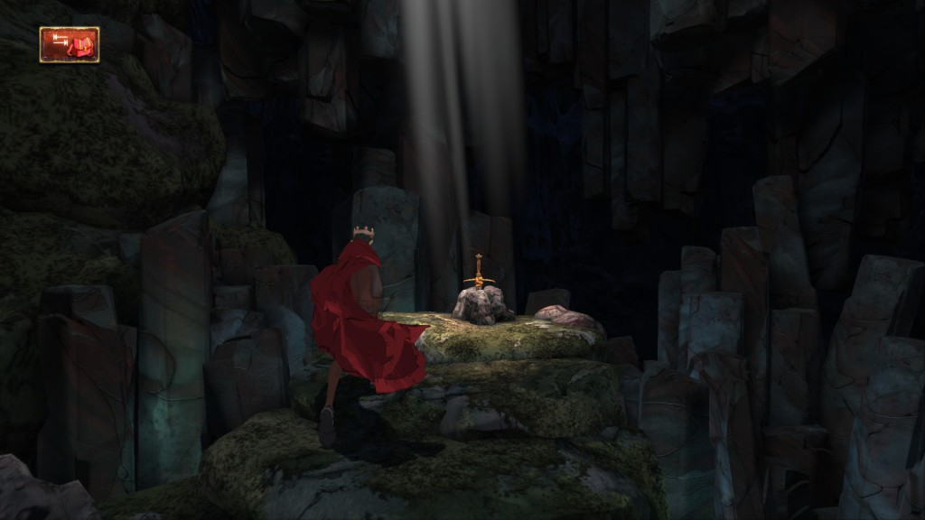 Kings Quest rubble 7