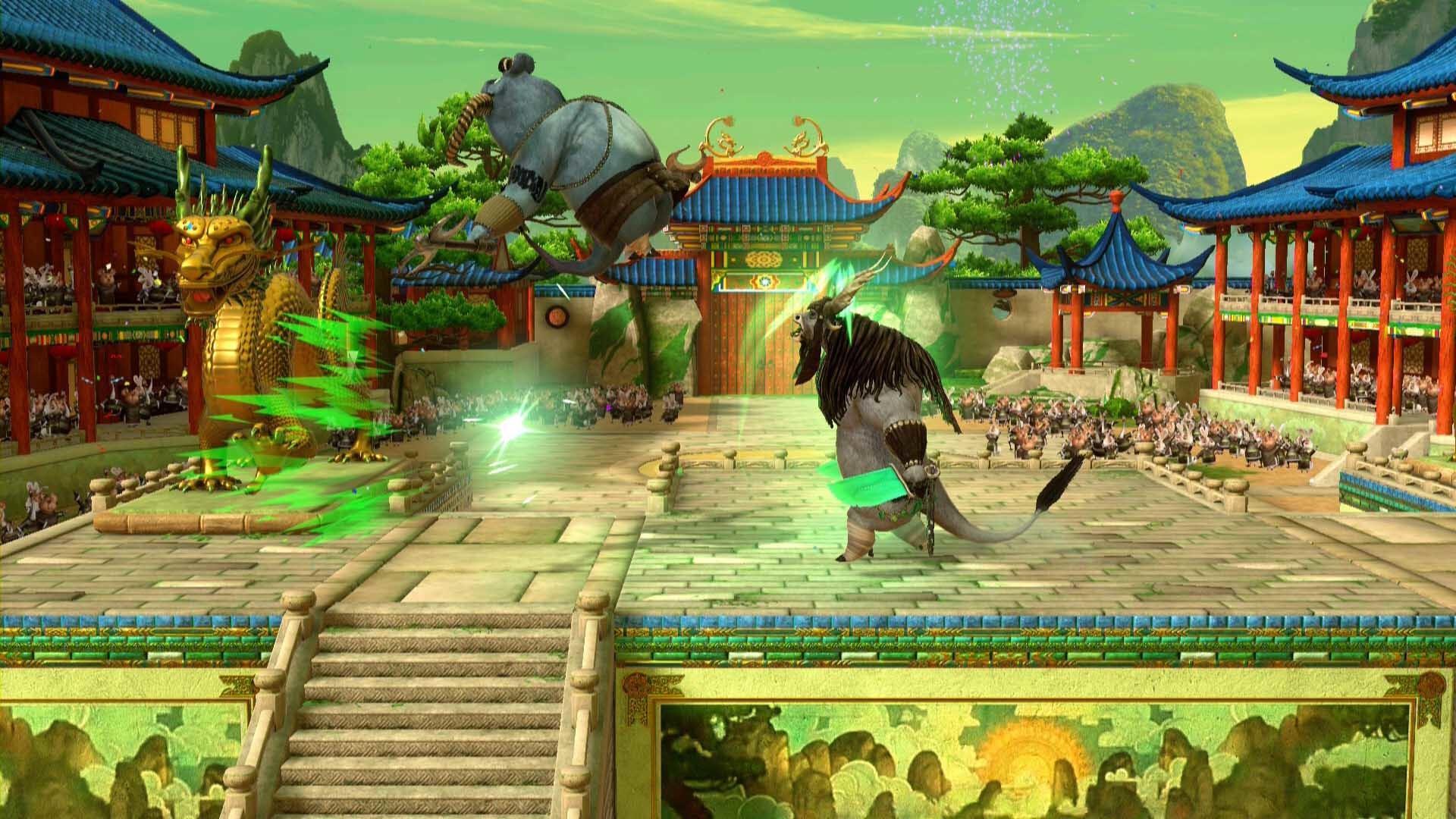 Kung Fu Panda  Showdown of legendary Legends 02. Sound. Sound wise Kung Fu  Panda  Showdown of Legendary Legends ... 645be19eb