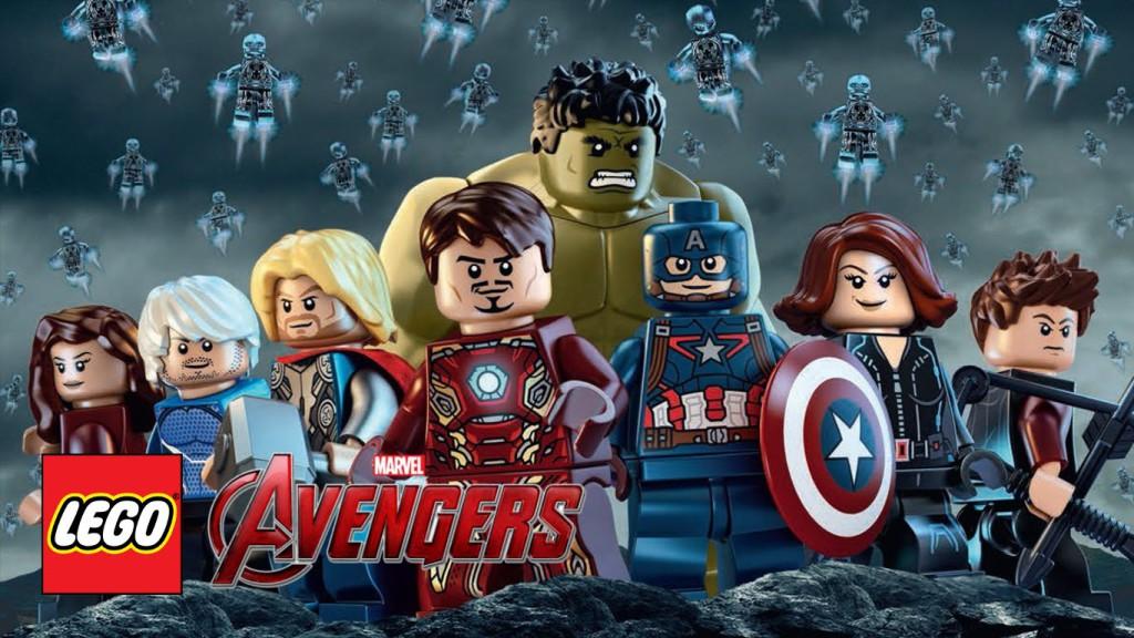 LEGO Marvel's Avengers 1