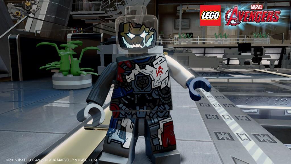 LEGO Marvel's Avengers 4