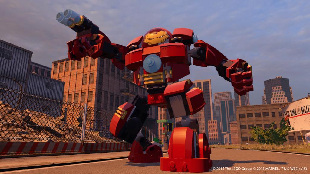 LEGO Marvel's Avengers 5