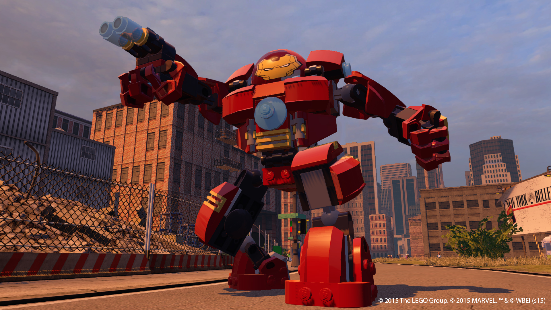 3rd-strike.com | LEGO Marvel's Avengers – Review Lego Iron Man 3 Suits