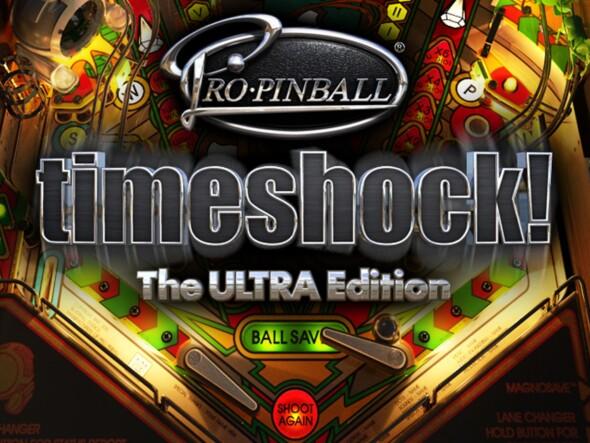 Pro Pinball Ultra on Steam Greenlight