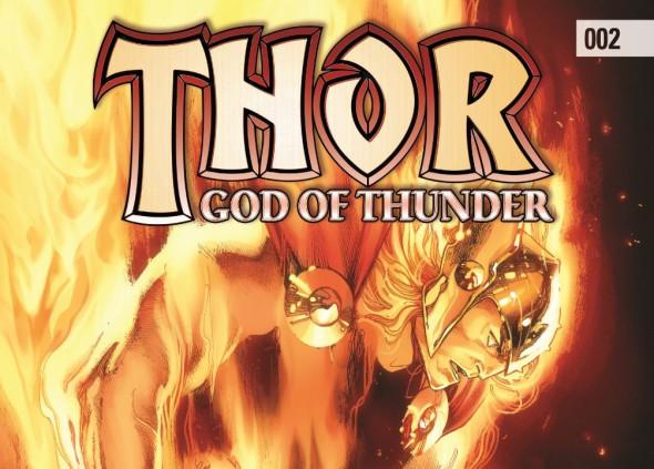 Thor God of Thunder 002 Banner