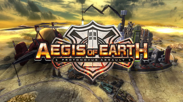 Aegis of Earth: Protonovus Assault out in EU in 2016