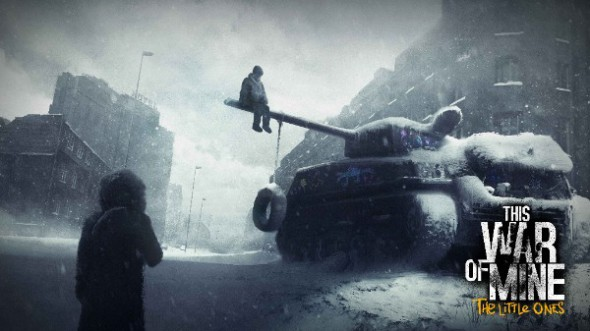 This War Of Mine: The Little Ones available now