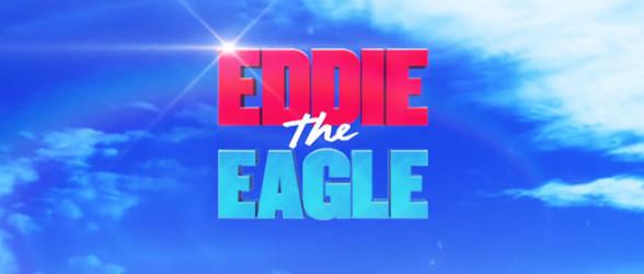 Eddie The Eagle has landed
