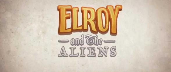 Fight off aliens in Elroy and the Aliens