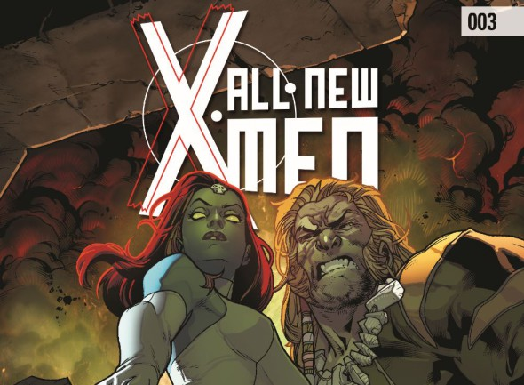 All New X-Men #003 Banner