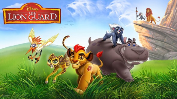 The Lion Guard: the legendary story continues