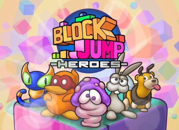 Block Jump Heroes leaps into the Google Play Store