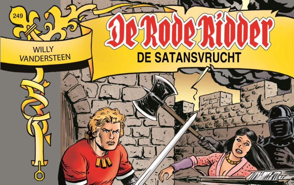 De Rode Ridder #249 De Satansvrucht Banner