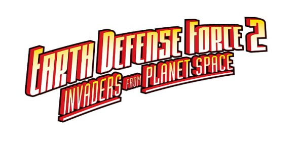 Earth Defense Force Invaders From Planet Space Banner