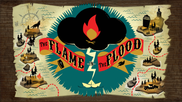 The Flame in the Flood available