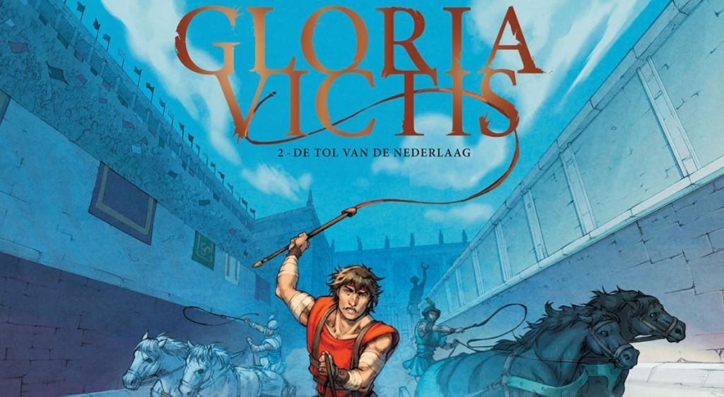 Gloria Victis #2 De tol van de nederlaag banner