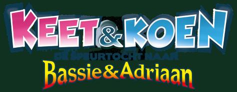 Keet & Koen De Speurtoch naar Bassie & Adriaan