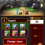Monster Roller_Play Screen