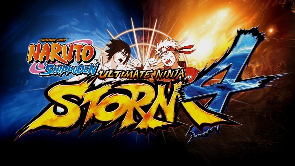 Naruto Shippuden Ultimate Ninja Storm 4 - Banner