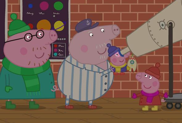 Peppa Pig Sterren 2