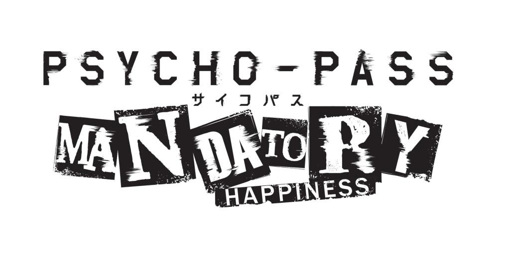 Psycho Pass Mandatory Happiness_logo