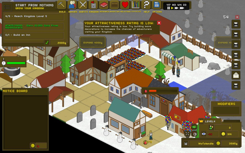 RPG Tycoon 3