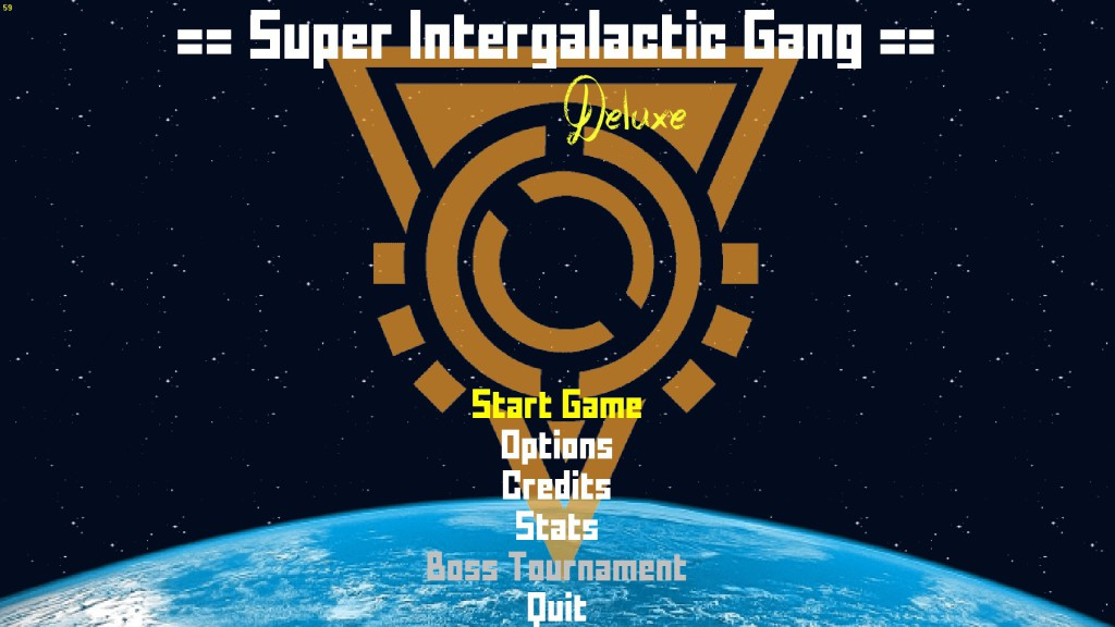 Super Intergalactic Gang 3