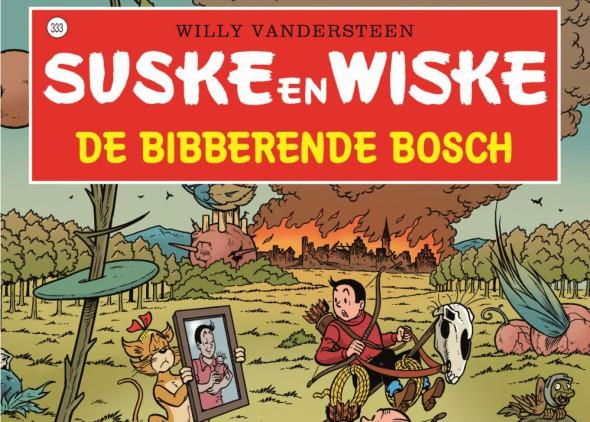 Suske en Wiske 333 Banner