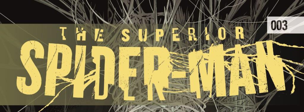 The Superior Spider-Man #003 Banner