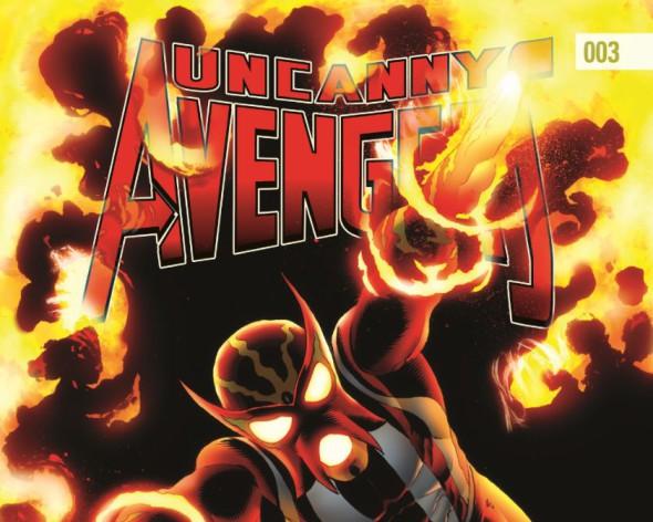 Uncanny Avengers #003 Banner