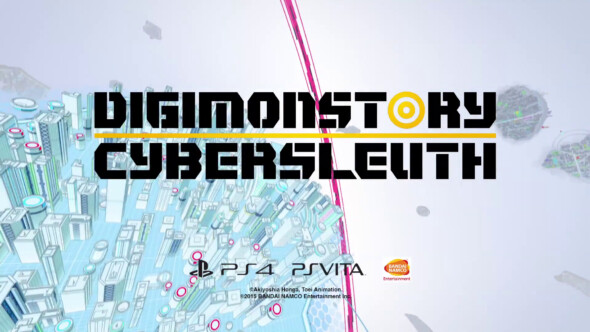 Digimon Story: Cyber Sleuth available now