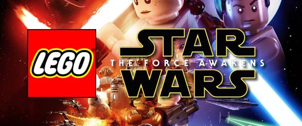 LEGO Star Wars: The Force Awakens Finn Gameplay Trailer Revealed