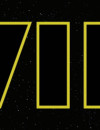Star Wars Episode VIII now being filmed