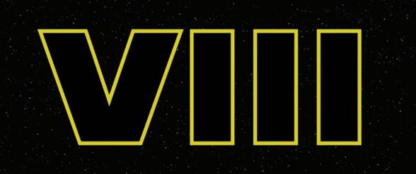 Star Wars Episode VIII now being filmed