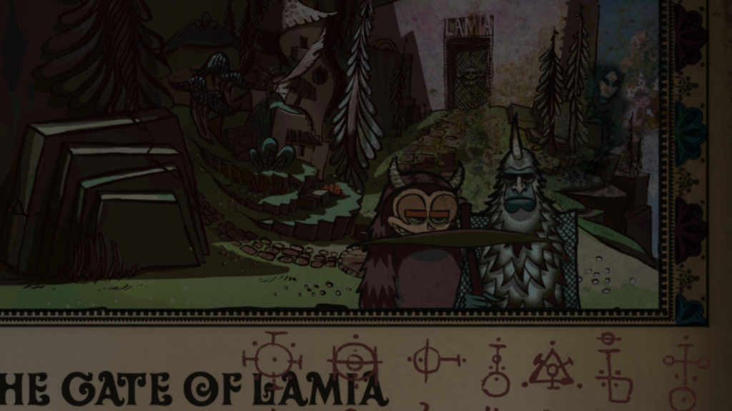 Land of Lamia 3